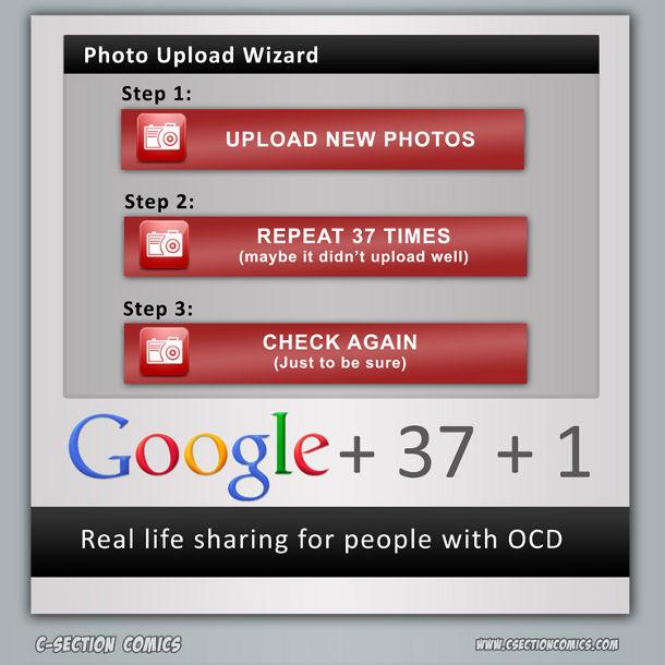 Google + 37 + 1