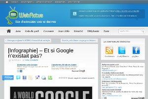 Webactus | [Infographie] - Et si Google n'existait pas ?