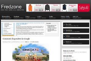 Fredzone | Comment disparaître de Google