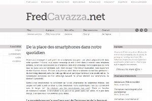 FredCavazza | De la place des smartphones dans notre quotidien