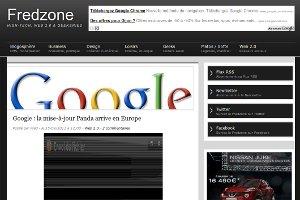 Fredzone | Google : la mise-à-jour Panda arrive en Europe