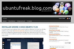 Installer gnome 3 sous ubuntu 11-04