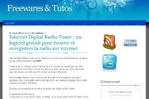 Internet Digital Radio Tuner : un logiciel gratuit pour écouter et enregistrer l