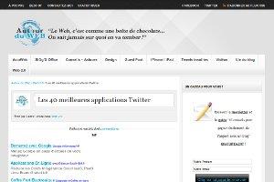 Les 40 meilleures applications Twitter