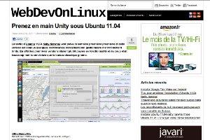 Prenez en main Unity sous Ubuntu 11.04