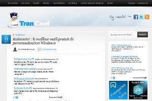 Rainmeter : le meilleur outil gratuit de personnalisation Windows