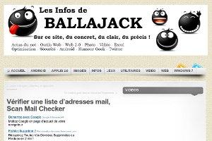 Vérifier une liste d'adresses mail, Scan Mail Checker