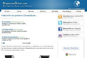 Voilà enfin les premiers ChromeBook…