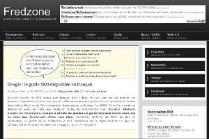 Fredzone - Google : le guide SEO disponible en français
