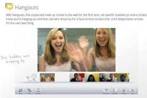 Google+ bulles