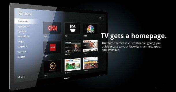 Google TV personnalisation