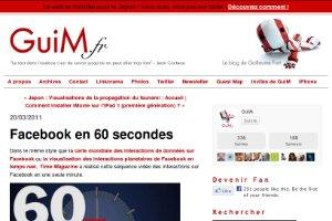 Guim - Facebook en 60 secondes