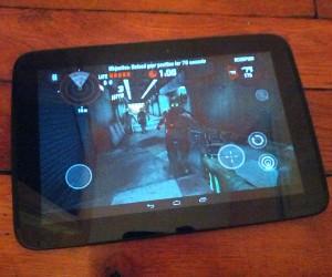 Nexus 10 jeux