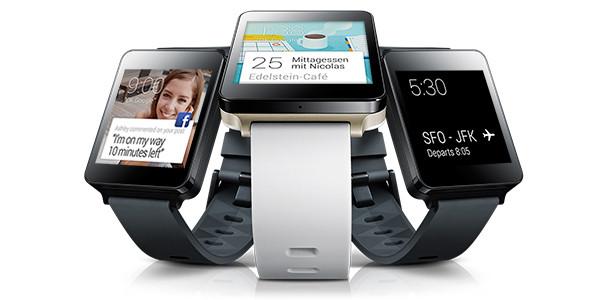 LG G Watch caractéristiques