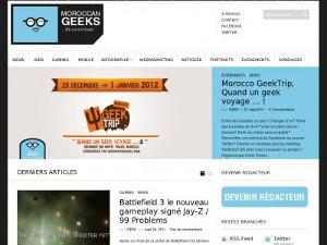 Moroccan Geeks