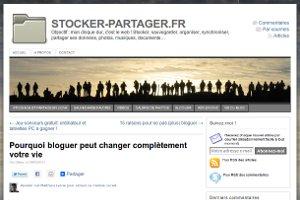 Stocker-partager.fr : Pourquoi bloguer peut changer complètement votre vie