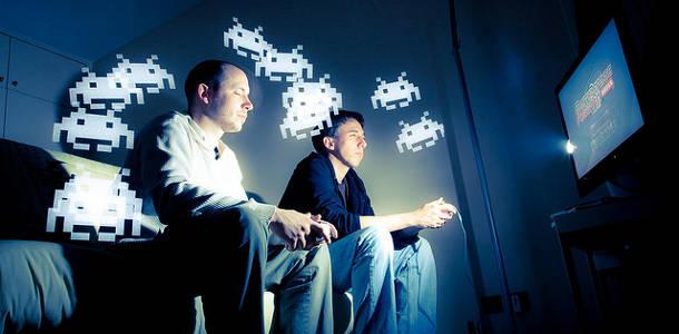 Entraînement jeux vidéo