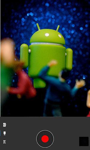 Android Prends une photo pendant l'enregistrement d'une vidéo