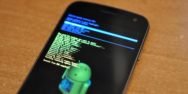 Android problème du système