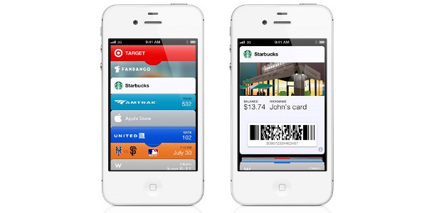 Apple iOS 6 PassBook