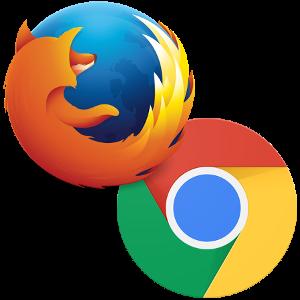 Firefox et Chrome