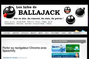 Parler au navigateur Chrome avec Speechify