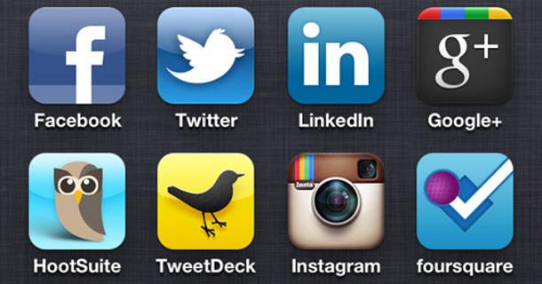 Blogueur : réseaux sociaux