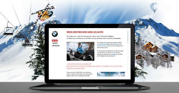 BMW Access accessoires extérieurs