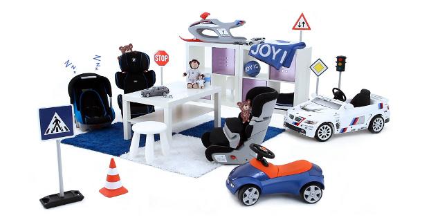 BMW Access accessoires enfants