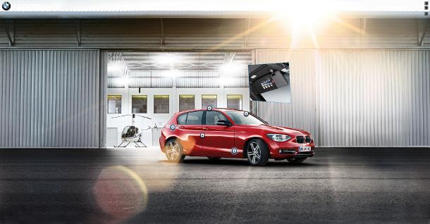 BMW Access Série 1