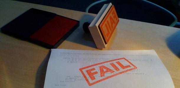 Citation confiance échec fail