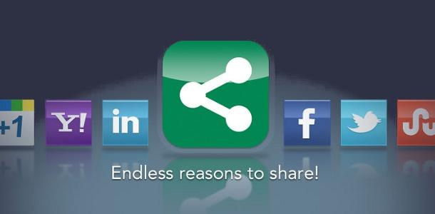 Smartphones overdose partage
