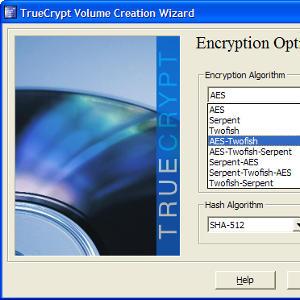 Clé USB sécurité TrueCrypt