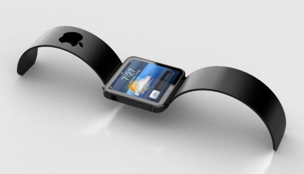 Concept montre iWatch