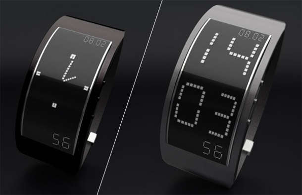 Concept montre pulswatch