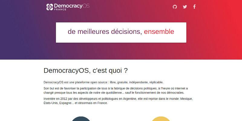 Democracy OS France