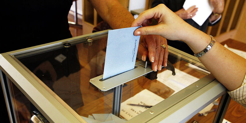 Démocratie vote