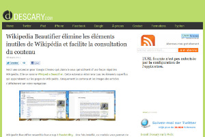 Wikipedia Beautifier