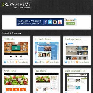 Drupal-Theme