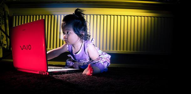 Enfant numérique