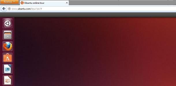 Essayer Linux démo en ligne