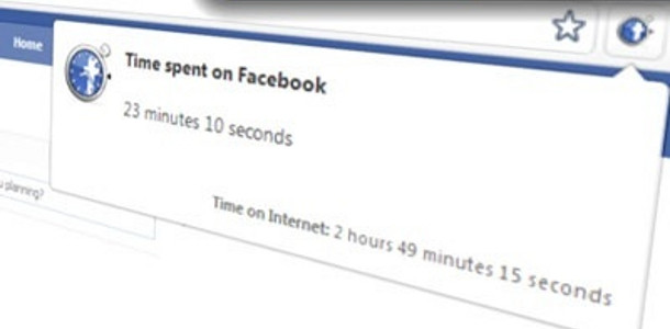 Facebook amélioration compter temps runner