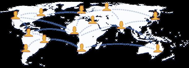 Google+ VS Facebook nombre d'utilisateurs