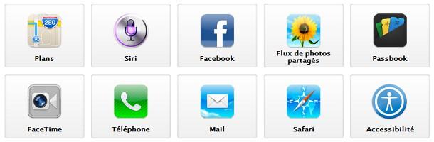 Les meilleures fonctionnalités d'iOS 6 dès maintenant sur iPhone... et sur Android