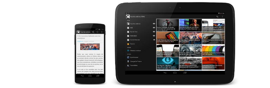 coreight.com (enfin) sur Android !