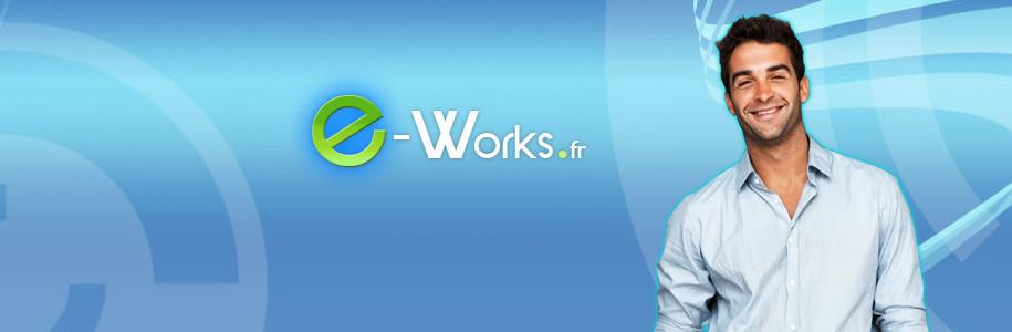 Un site pour trouver un emploi dans le web, e-commerce ou webmarketing