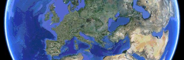 Redécouvre Google Earth