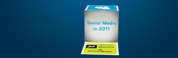 Les statistiques impressionnantes des médias sociaux en 2011