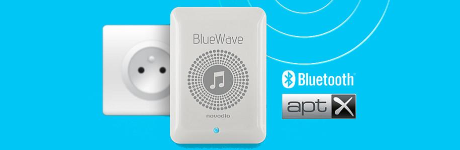 [Test] Novodio BlueWave, un récepteur Bluetooth pour écouter sa musique sans fil