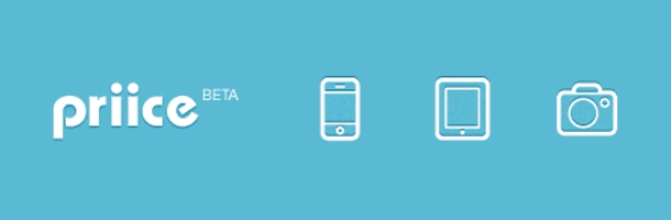 Priice t'aide à choisir un smartphone, une tablette ou un appareil photo